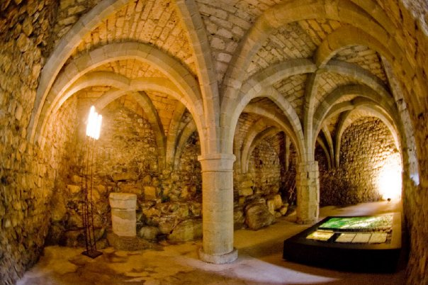 Подземелья Шильонского замка